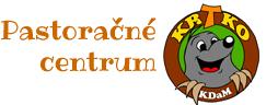 Pastoračné centrum krTko logo