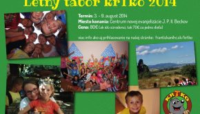 Letný tábor krTko