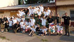 Letný pobytový tábor krTko
